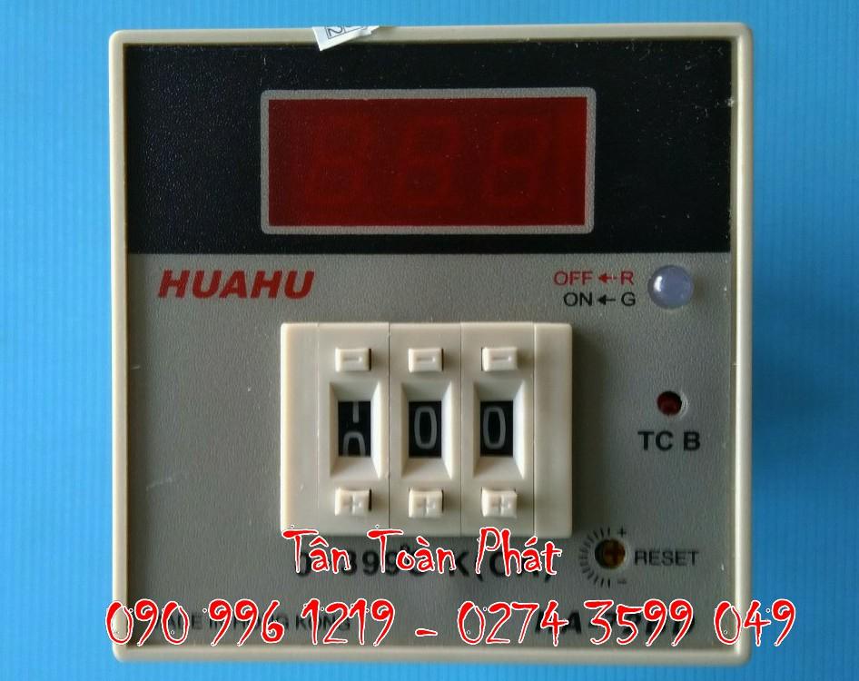 Đồng Hồ Nhiệt Huahu HA-72bd
