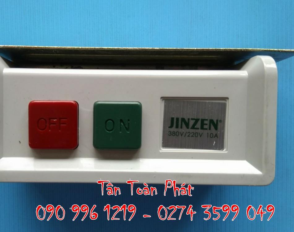 Nút Nhấn On OFF Jinzen