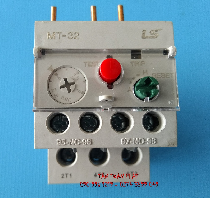 Relay Nhiệt LS MT--