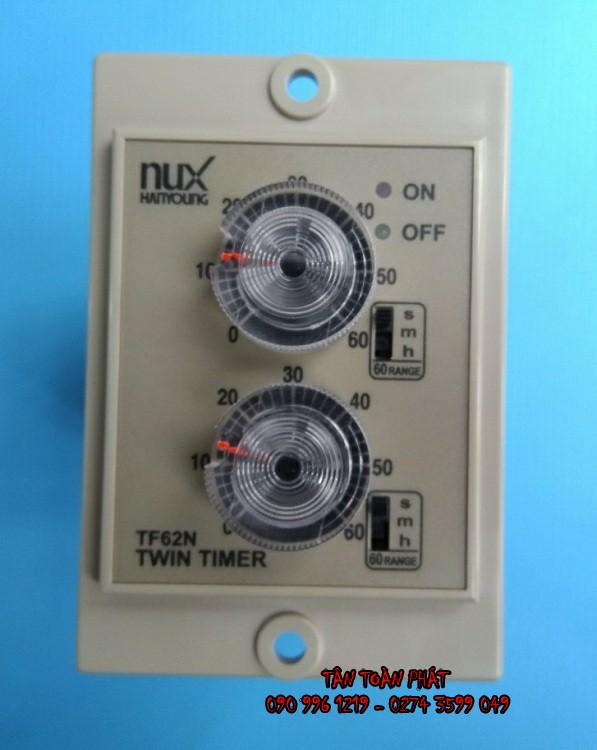 Timer Đôi Hanyoung TF62N (Relay Thời Gian)