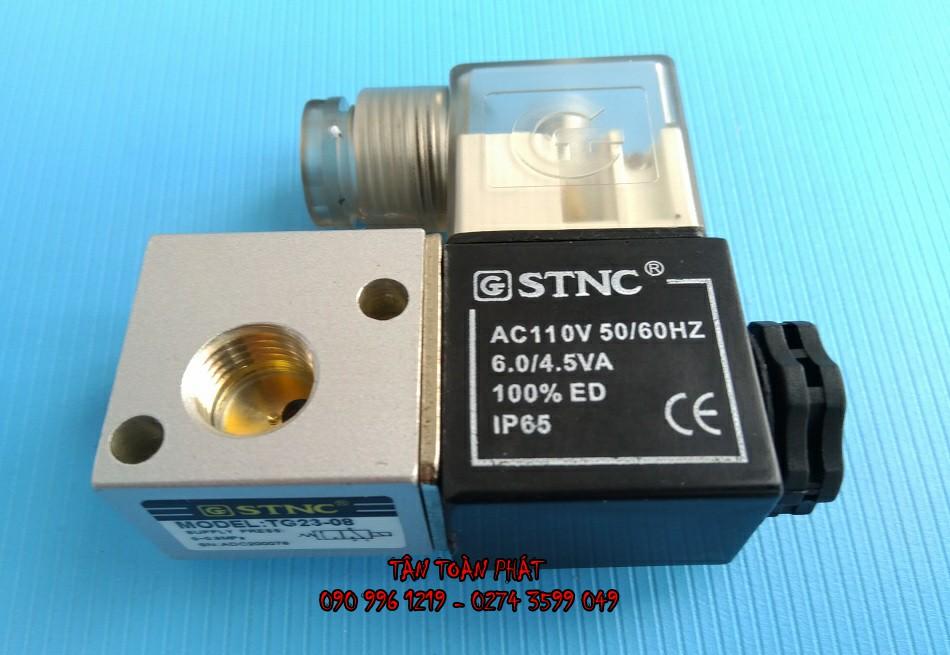 Van Solenoid TG23 (STNC)