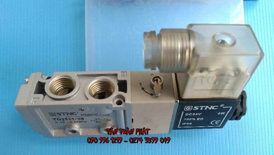 Van Solenoid TG25-- (STNC)