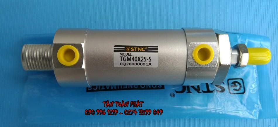 Xy Lanh Tròn TGM (STNC)